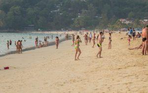 Карон – это одно из самых популярных мест отдыха у пляжного туриста