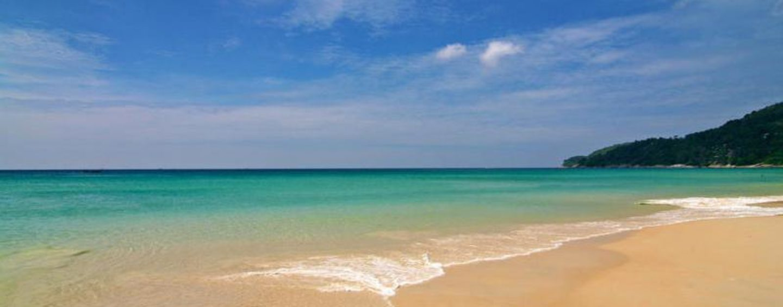 Пляж Карон (Karon Beach)