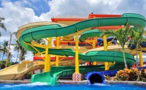 splash jungle water parkАквапарк Брызги джунглей (Splash Jungles) находится совсем рядом с пляжем Май Као