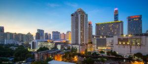 Бангкок является столицей государства Таиланд, и считается одним из важных и крупных современных, развитых в культурном и экономическом плане, центров Юго-восточного региона Азии.