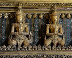 Национальный музей Бангкока находится на территории бывшего королевского дворца «Ванг На», который был возведен в 1782 году.