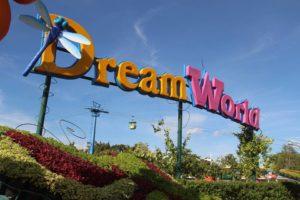 Мир Мечты привлекает активных и непоседливых семейных туристов. Парк находится за городской чертой вблизи международного аэропорта.