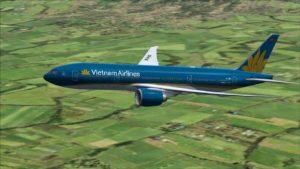 Практические ежедневые рейсы с посадкой в Ханое и Хошимине совершают «Аэрофлот» и «Вьетнамские авиалинии».