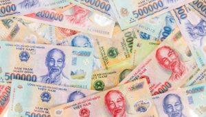. Во Вьетнаме имеют хождение банкноты разных годов выпуска, но серьезно защищены только купюры, вышедшие в 2003 году и позже.