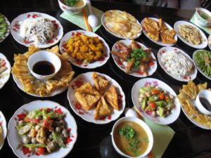 Мягкие и пряные специи обеспечивают изысканный аромат вьетнамских кушаний.