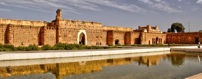 Дворец Эль Бади (Марракеш)