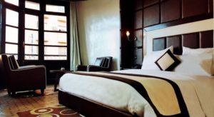 Стандартный двухместный номер в Fashion Hotel