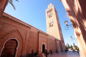 Вход для представителей не мусульманской религии в мечеть закрыт.