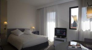 Стандартный номер в отеле Novotel Marrakech Hivernage, площадью 20 кв. м.
