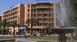 Комфорт и гостеприимство отеля Novotel Marrakech Hivernage