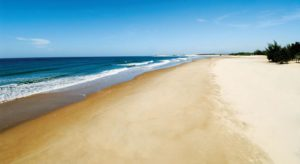 Пляж Ке Га у отеля Princess d'An Nam Resort & Spa.