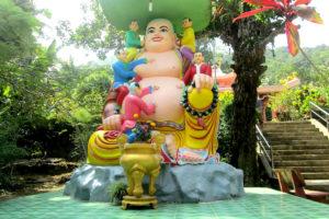 В 1 км от отеля находится пагода Su Muong.