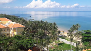 В отеле 33 номера. До пляжа около 300 метров.