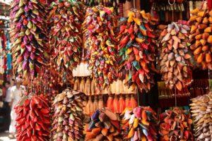 Марокканские кожаные тапки без задникаи - бабуши