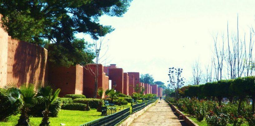 Отели в Марракеш — район Медина