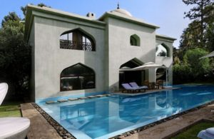 Вилла Махараджи в отеле The Es Saadi Palace5*