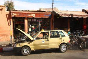 Такси в Марракеш