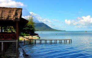 Недалеко от водопада находится и рыбацкая деревня Ham Ninh.