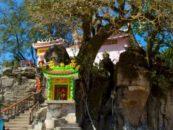 Храм Динь Кау Рок. Остров Фукуок