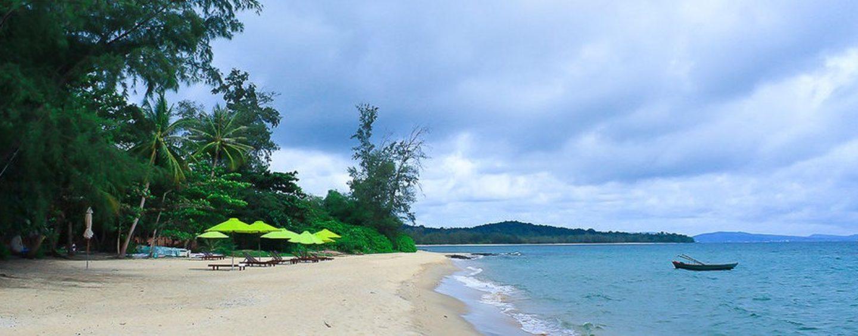 Пляж Vung Bau. Остров Фукуок