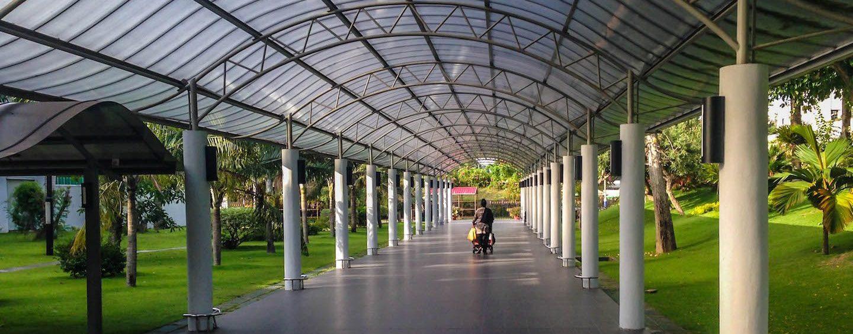 Аэропорт в Коломбо не будет работать в дневные часы