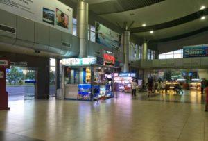 Обмен валюты в аэропорту