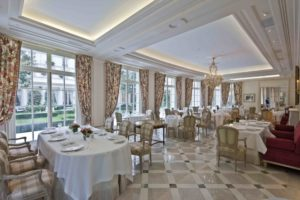 Интерьер ресторана Epicure