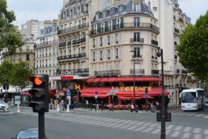 La Rotonde остается одним из самых посещаемых мест французской столицы.