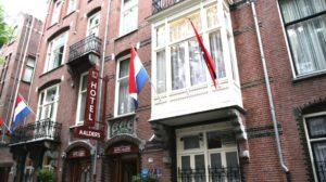 Отель 3 звезды в Амстердаме