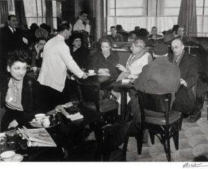 Кафе де Флор 1939 г.