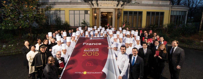 Рестораны высокой кухни в Париже