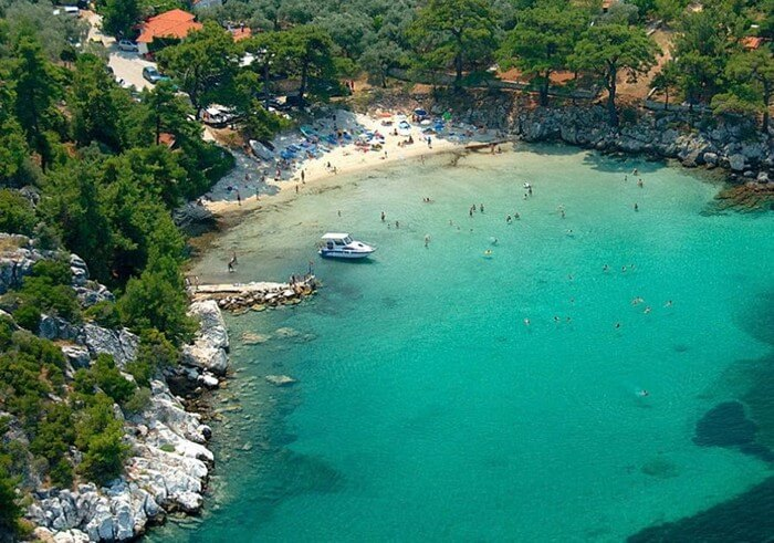 Морские побережья Турции