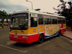 Городской транспорт в Нячанге