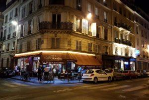 Ресторан в 9 округе La Bontendrie