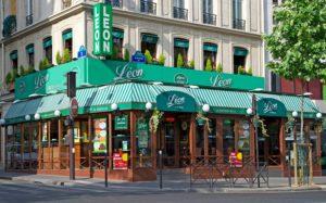Ресторан Leon Et Bruxelles
