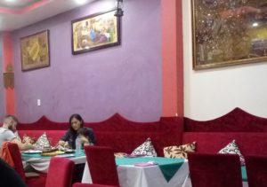 Индийский ресторан