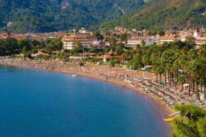 Курорты на Эгейском побережье