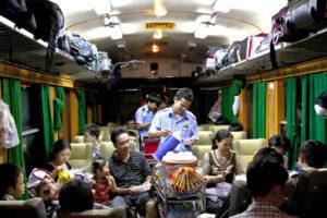 В Нячанг на поезде