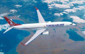 Ежедневные перелеты до Турции