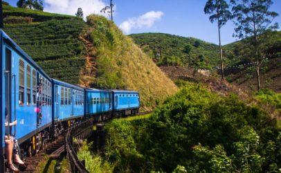 Транспорт на Шри-Ланке — самолет, поезд, автобус и автомобиль