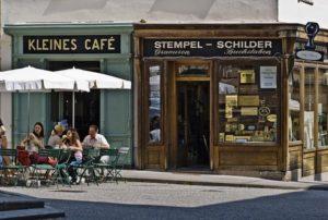 Где поесть в Австрии