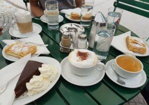 Недорогие рестораны в Вене.