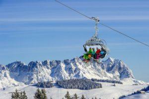 Инфраструктура австрийских Альп