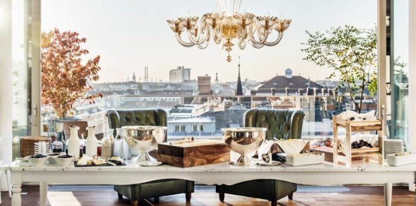 Рестораны высокой кухни в Вене