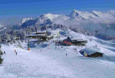 Новогодний тур в Австрию на 7 ночей от 51 492 рублей