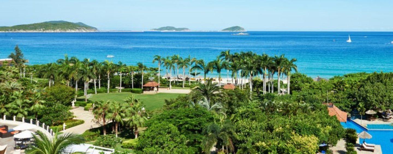 Пляжный отдых на острове Хайнань