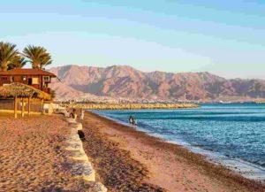 Курорты Иордании