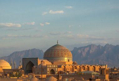 Экскурсионный тур в Иран от 132 956 рублей за двоих