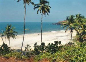 Пляжный отдых в Южном Гоа