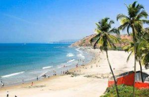 Пляжный отдых в Северном Гоа
